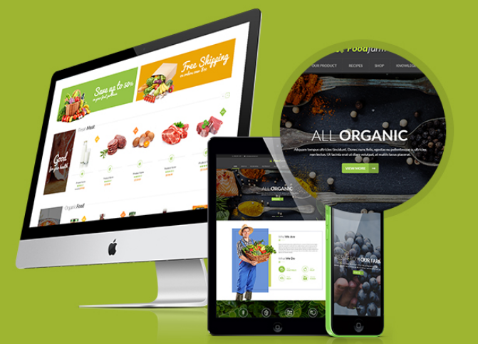 Name:  FoodFarm – WordPress Theme for Farm  Farm Services and Organic Food Store by ArrowHiTech(6).png Views: 6 Size:  369.4 KB