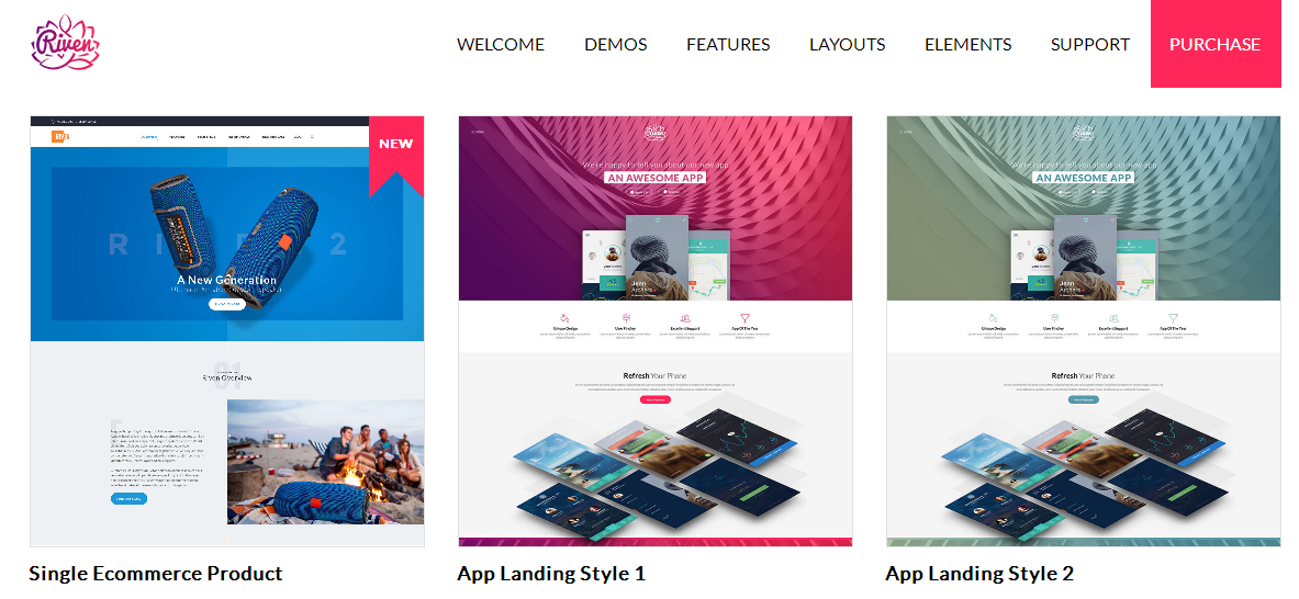Name:  Riven   WordPress Theme for App  Game  Single Product Landing Page Preview   ThemeForest.png