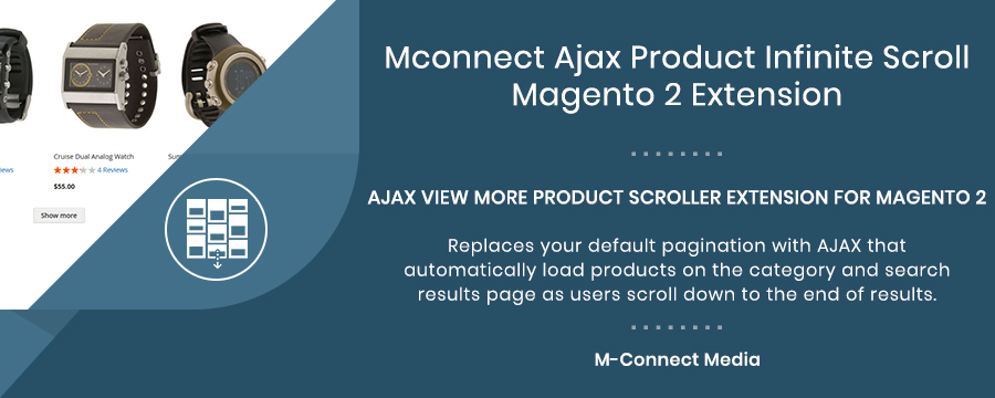 Name:  Ajax Product Infinite Scroll Extension for Magento 2 - Submission.jpg Views: 4 Size:  430.6 KB