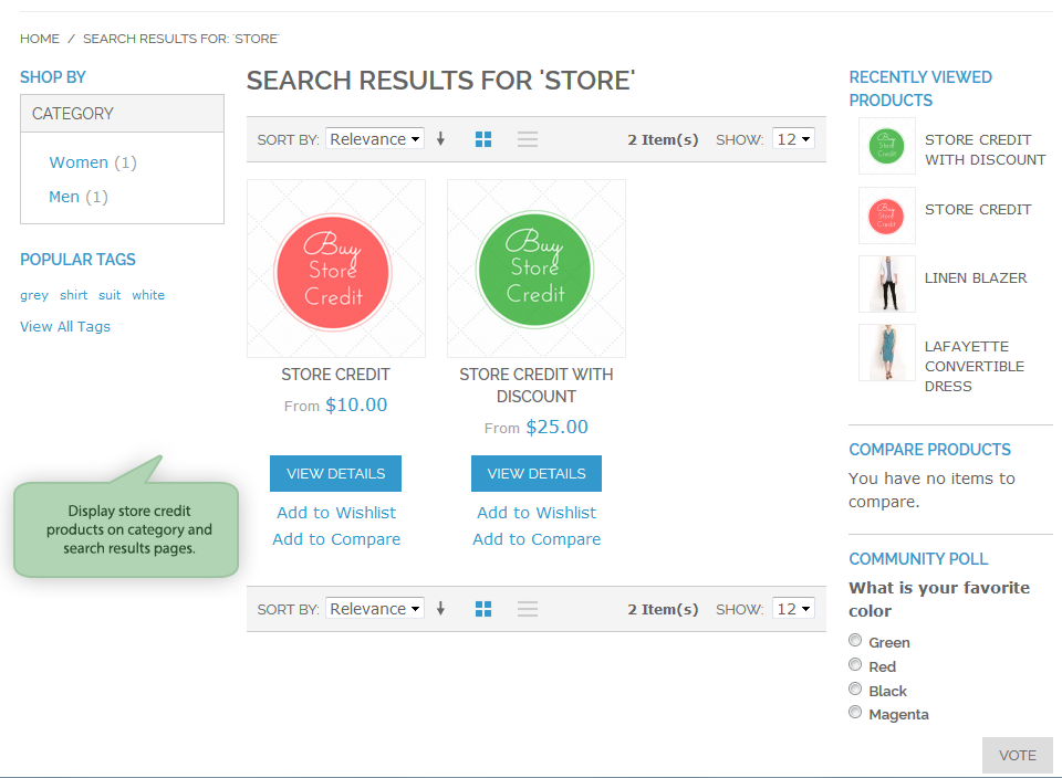 Name:  magento-store-credit-category-pages.png Views: 66 Size:  123.9 KB
